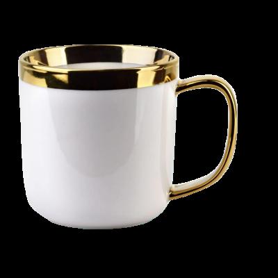 Kubek porcelanowy Sammy biały 360 ml