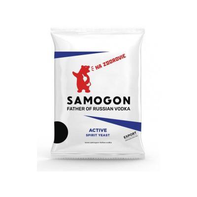 Drożdże gorzelnicze Samogon Active 100 g
