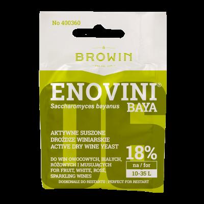 Drożdże winiarskie suszone Enovini Baya 7 g