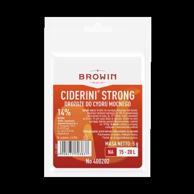 Drożdże cydrowe Ciderini strong 5 g