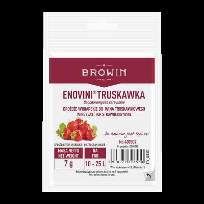 Drożdże suszone do win truskawkowych Enovini 7g