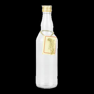 Butelka szklana z zakrętką 500 ml