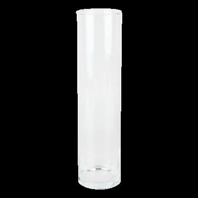 Wazon szklany cylinder 40 cm