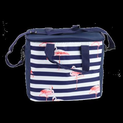Torba termiczna flamingi 20l