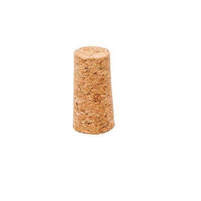 Korek z korka stożkowy 14/19 mm