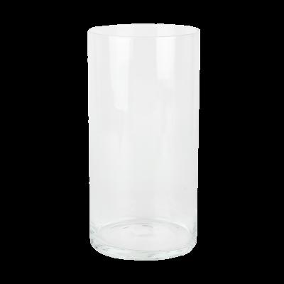 Wazon szklany cylinder 30 x 15 cm