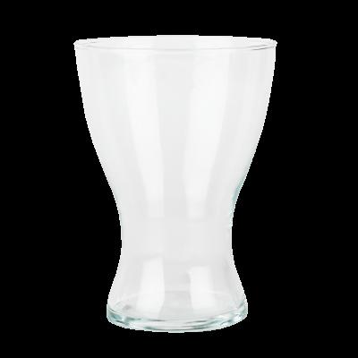 Wazon szklany puchar 20 x 14 cm