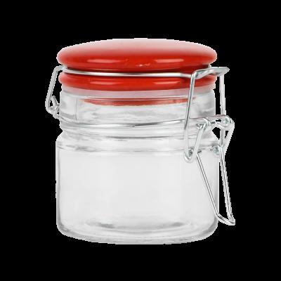 Słoik prosty z pokrywką ceramiczną 100 ml