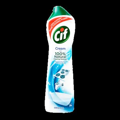 Mleczko do czyszczenia CIF 500ml