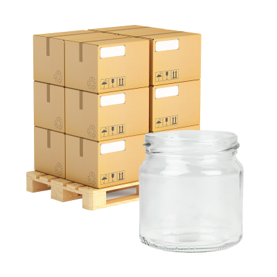 Słoik na przetwory 200 ml (bez wieczka) paleta 4032szt