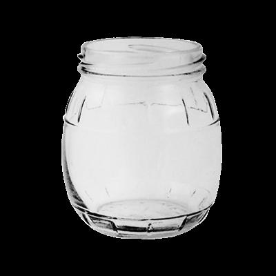 Słoik baryłka na przetwory 300 ml