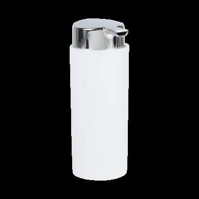 Dozownik do mydła biały 17,5x6,5 cm