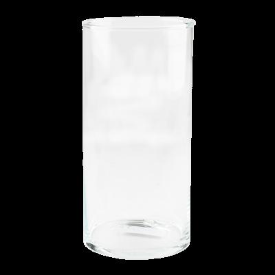 Wazon szklany cylinder 12x25 cm