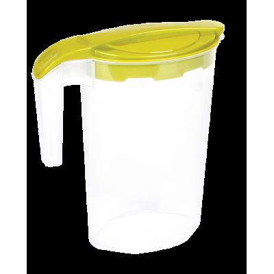 Dzbanek plastikowy do napojów z pokrywką 1,75l