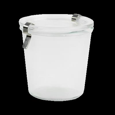 Pojemnik szklany z pokrywką 500ml