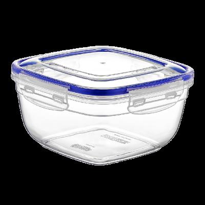 Pojemnik na żywność z uszczelką transparentny 1,5l