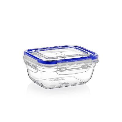 Pojemnik na żywność z uszczelką transparentny 0,4l