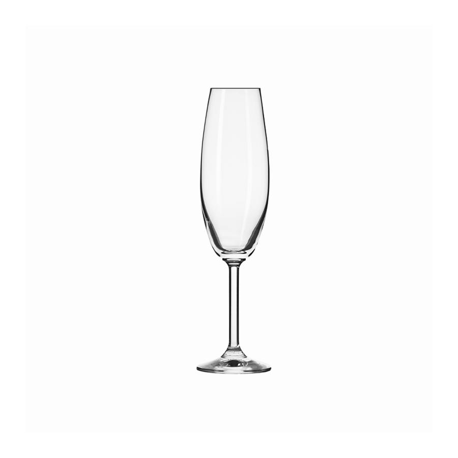 Komplet 6 kieliszków do szampana KROSNO LIFESTYLE VENEZIA 200ml Krosno - 1