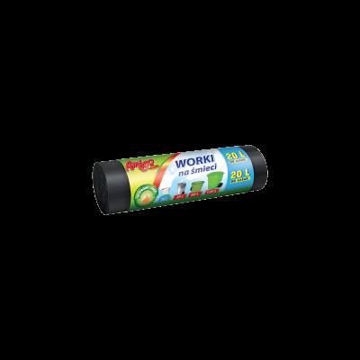 Worki na śmieci 20l AMIGO 50szt - 1