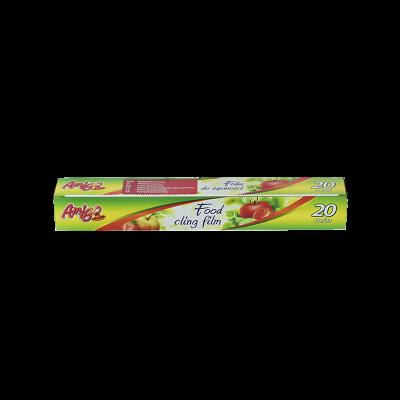 Folia do żywności AMIGO 20m z nożykiem