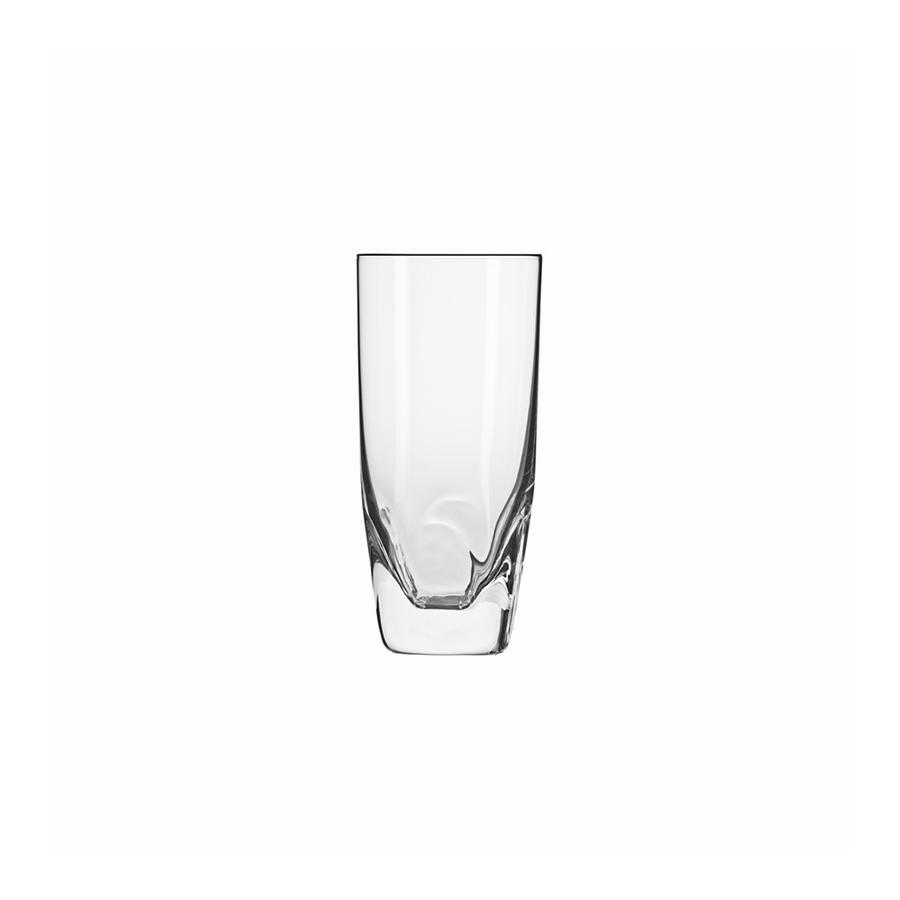 Komplet 6 szklanek do drinków PRESTIGE QUADRA 330ml - 1