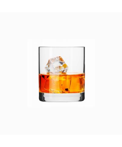 Komplet 6 szklanek do whisky BASIC GLASS KROSNO 250ml Krosno - 1
