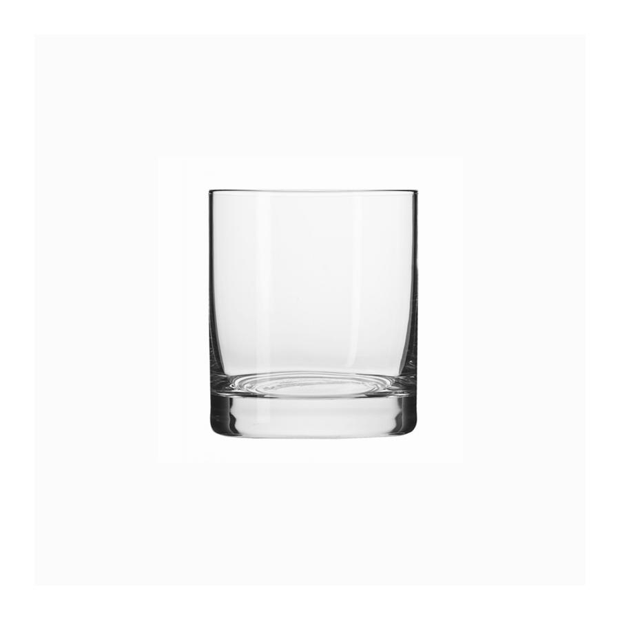 Komplet 6 szklanek do whisky BASIC GLASS KROSNO 250ml