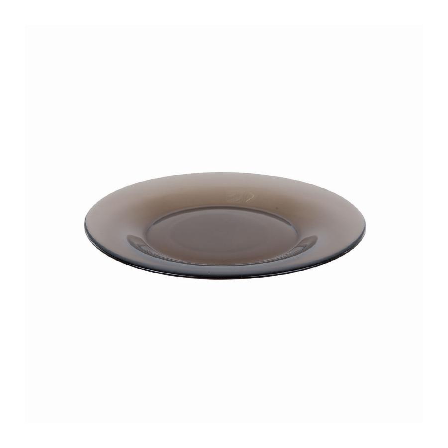 Talerz deserowy dymny 19,6cm Luminarc