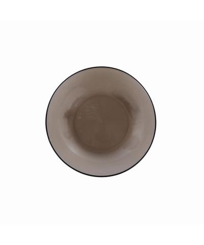 Talerz głęboki dymny 20,8cm Luminarc  - 2