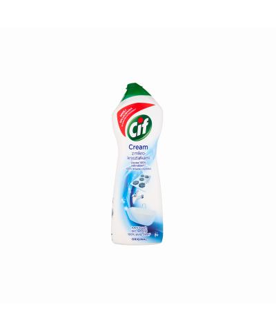 Cifmleczko do czyszczenia z mikrokryształkami 780ml  - 1