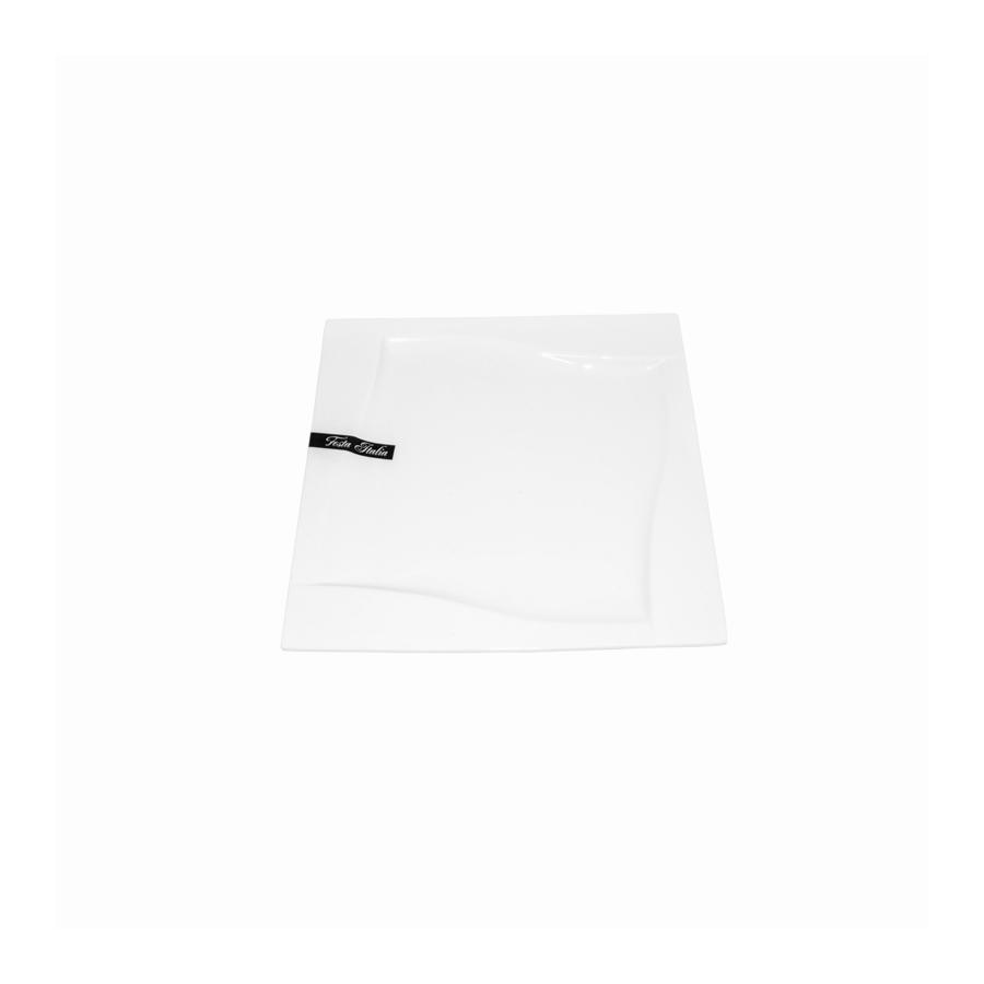 Talerz płaski kwadrat VIVA 25cm - 1