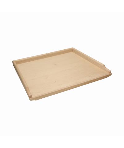 Stolnica drewniana 55x46cm  - 1