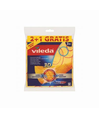 Ścierka uniwersalna 2+1 VILEDA Vileda - 1