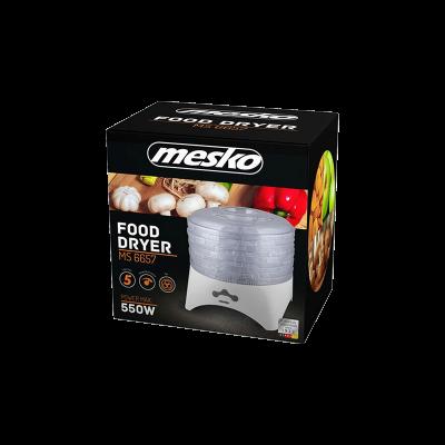 Suszarka do grzybów MESKO 550 W - 4