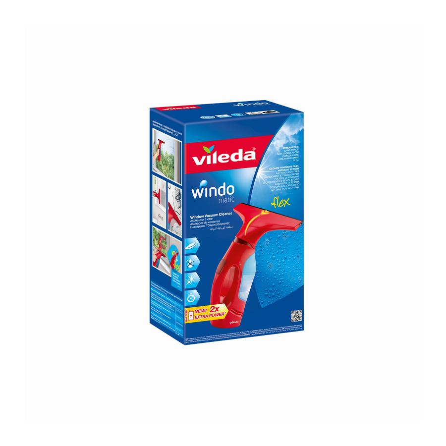 Ściągaczka do szyb elektryczna VILEDA Vileda - 1