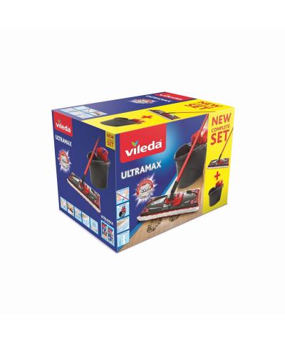 Zestaw UltraMax Box wiadro/mop VILEDA  - 3