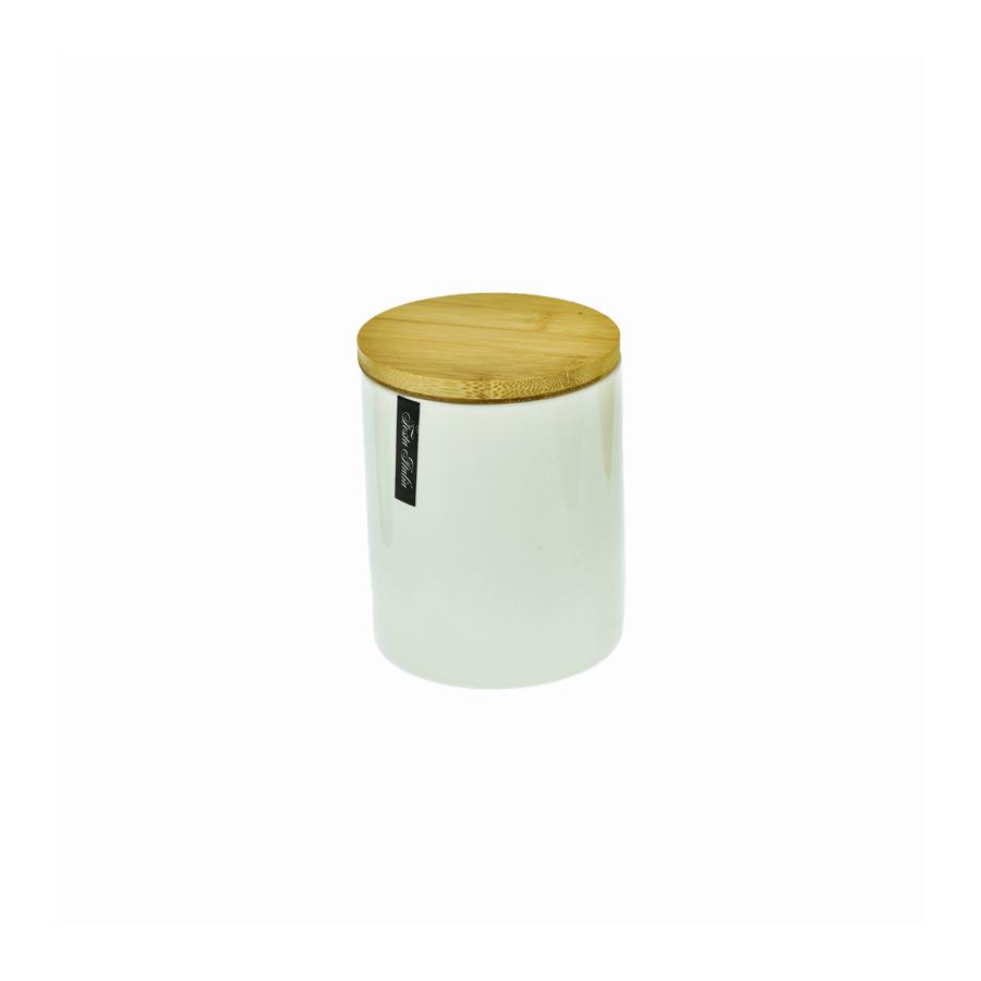 Pojemnik NAPOLI 850ml biały  - 1