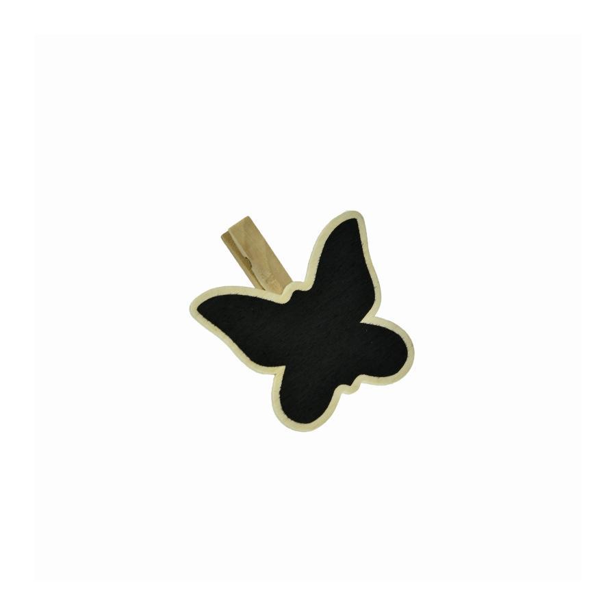 Dekoracja spinacze motyle - 1