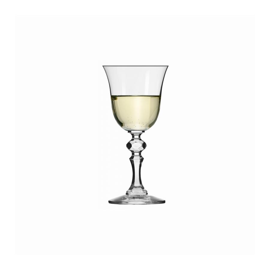 Komplet 6 kieliszków do wina białego KRISTA KROSNO 150ml