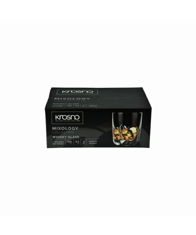 Komplet 6 szklanek do whisky MIXOLOGY KROSNO 250ml Krosno - 3