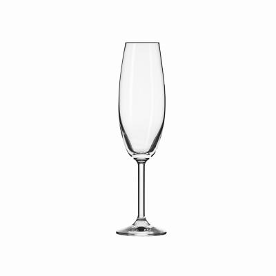 Komplet 6 kieliszków do szampana KROSNO VENEZIA 200ml