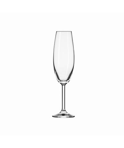 Komplet 6 kieliszków do szampana KROSNO VENEZIA 200ml Krosno - 1